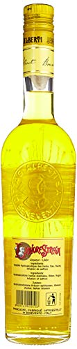 Alberti Strega Liquore, 3104, 1er Pack (1 x 700 ml) - 2