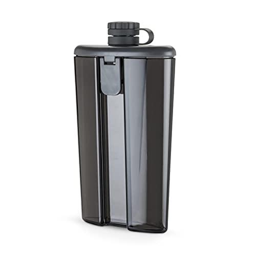 HOST Easy Fill Flask, Insulated Plastic Liquor for Men & Women, 6 oz,...