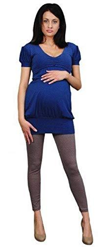 Oasi 3085 Leggings de qualité supérieure pour femmes enceintes - Marron - taille unique