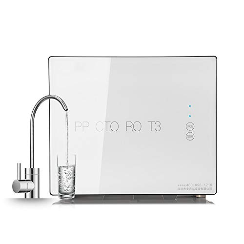 QFFL jingshuiji Pumpe Wasserhahn Desktop Ultrafiltration Wasserfilter Net Drink Maschine Haushalt Direkte Trinken Küche selbstreinigende Filter