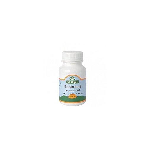 ESPIRULINA 400 mg 200 Comp
