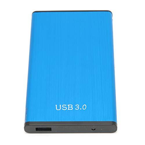 Vbestlife Disco Duro móvil mecánico USB3.0 de 2.5in 50‑130M / S para computadora de Escritorio portátil(320G)