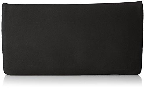 [メタフィス] 財布 ナチュラルで柔らかいシープレザーのFammシリーズ ブラック