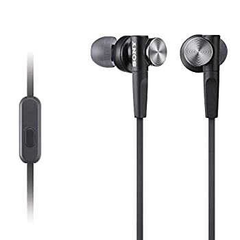 Sony MDR-XB50AP Extra Bass Earbud H