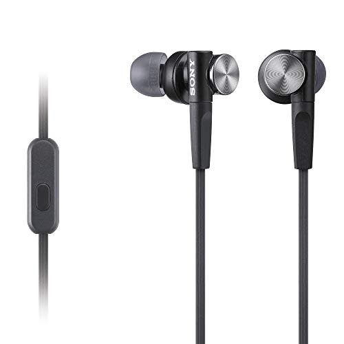 Fone de ouvido Sony MDR-XB50AP Extra Bass H