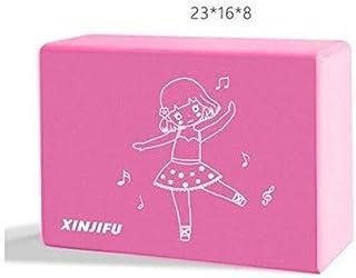 Yoga Block CS-YJZ Foam Bricks, Foam Bricks, Blocks, Yoga Bricks, Children's Dance, Sports Bricks (Color : Picture 1)