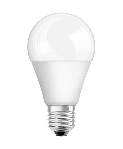 Osram LED SuperStar Classic A Lampe, in Kolbenform mit E27-Sockel, dimmbar , 14 Watt, Ersetzt 100 Watt, Matt, Warmweiß - 2700 Kelvin, 1er-Pack