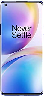 OnePlus 8 Pro Ultramarine Blue 12GB+256GB TM-UK IN2023 [Amazon Exclusive]