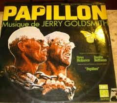 """TRILHA SONORA DE """"PAPILLON"""", 1974 (NACIONAL) [LP]"""