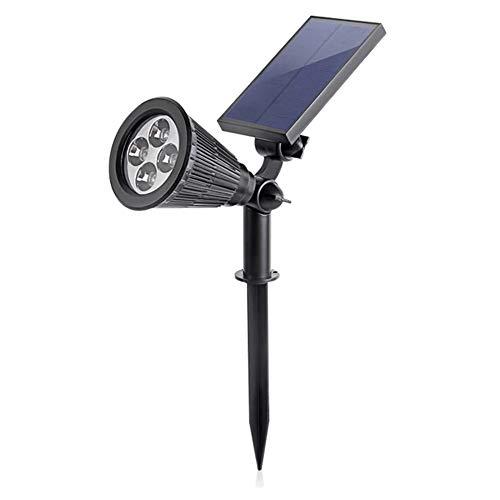 ZHUANYIYI LED Solar Lamp Waterproof Garden Lamp Outdoor Path Light Sensor Power Supply Garden Green Lawn Light Solar Lamp