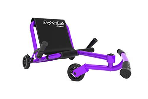 EzyRoller Classic Kinderfahrzeug Dreirad Sitz Spielzeug, Farbe: lila
