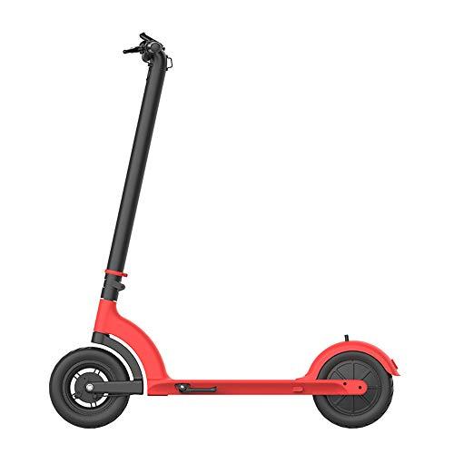 Scooter eléctrico Scooter urbano Patinete de ciudad ajustable Commuter Velocidad máxima 25/30...