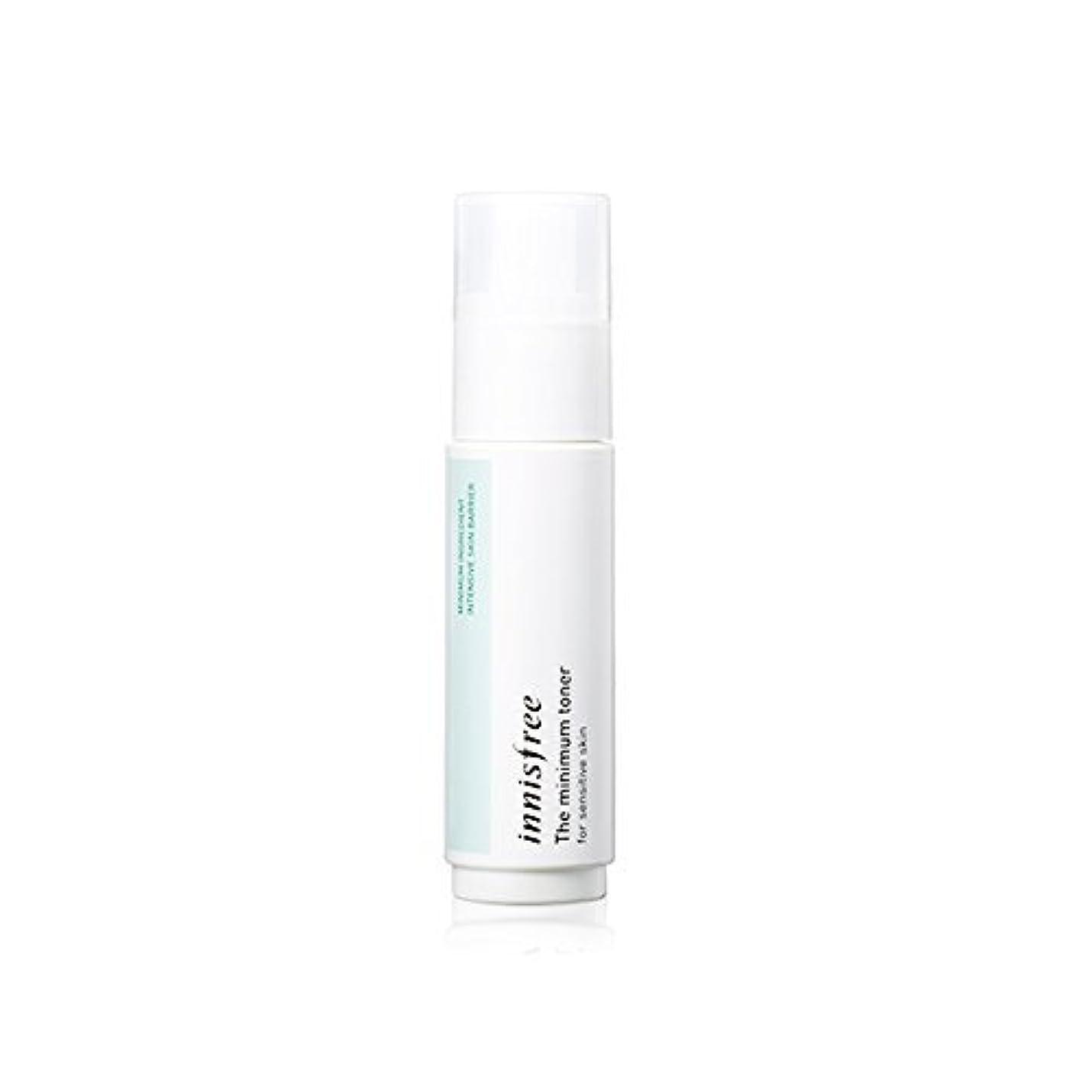 コマンド空フロントInnisfree The Minimum Toner For Sensitive Skin [並行輸入品]