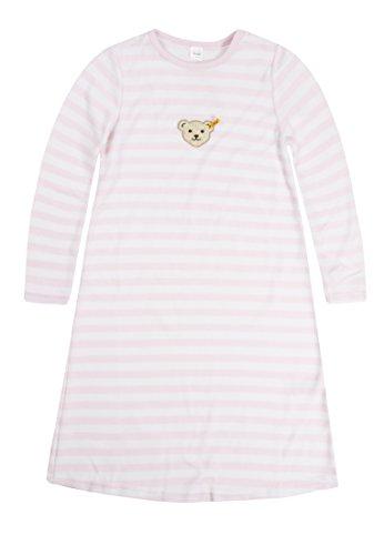 Steiff Mädchen Nachthemd 6578 (Rosa/122)