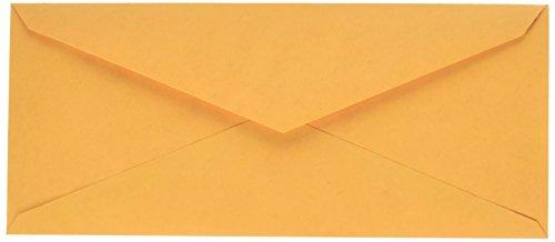 Mead #11 Kraft Envelopes, 9 Count (76130)