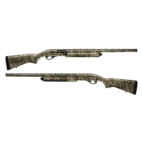 Mossy Oak Graphics - 14004-BL Bottomland Camouflage Gun Skin Kit - Easy to Install Precut Vinyl Wraps and Matte Finish - Shotgun Kit