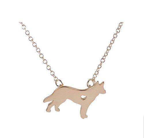 Collar de perro, colgante de perro, collar de animal, regalo para amantes de los perros, collar de...