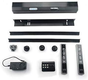 Olideドア自動開閉システム 自動ドア装置 高品質、高耐久性 家庭用 リモコン遠隔操作可能 無線押しスイッチ...