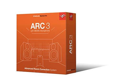 IK Multimedia ARC System 3 通常版 - 音場補正システム【国内正規品】