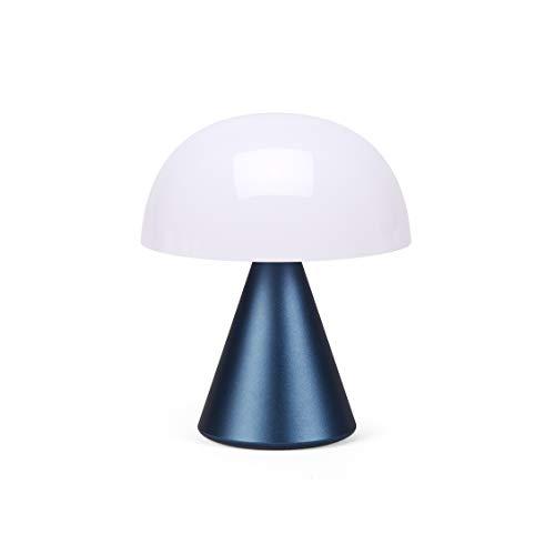 Lexon Mina M Lámpara LED Portátil - Azul Oscuro
