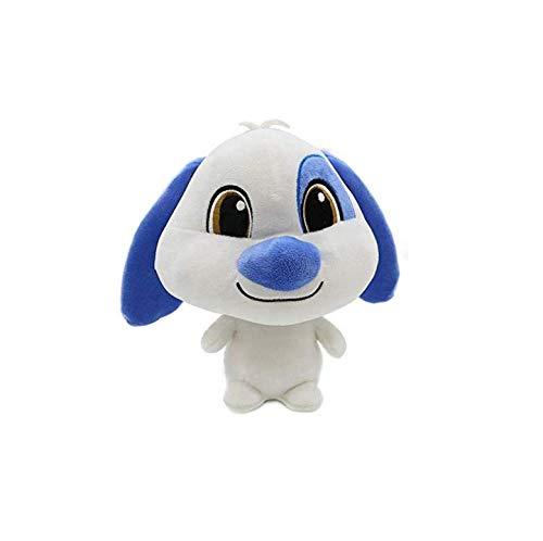 stogiit Plüschtier Plüsch Stofftier Hank Bule Dog Talking Tom und Seine Freunde Tierpuppen Weihnachten Geburtstagsgeschenk für Kinder Kinder