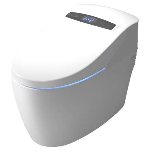 WC japonais monobloc Luxe Platinium 2 Plus TopToilet