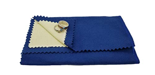 Price comparison product image Rosenthal Collection Polishing Cloth,  for Silver,  Gold,  Brass