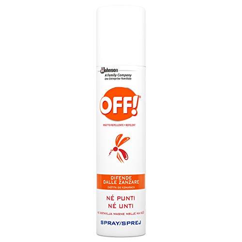 Off! Lot de 3 sprays répulsifs 100 ml