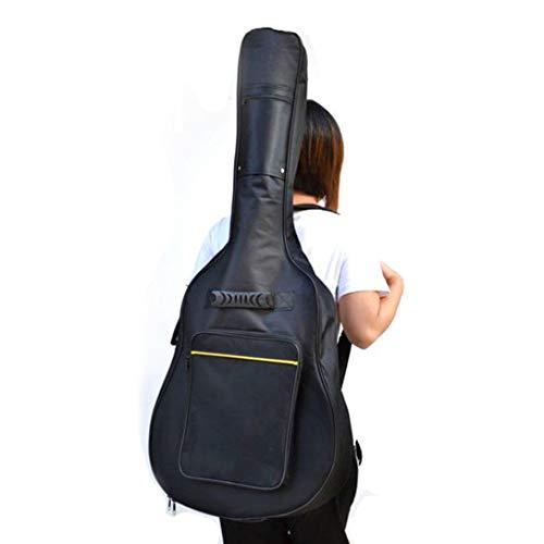 TRIXES Gitarren-Bag gepolsterte Tasche für Akustik- und Klassikgitarren in Größe 4/4