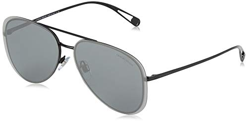 Giorgio Armani Montures de lunettes, Noir (Black), 60.0 Femme