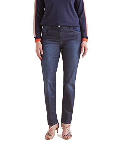 Elena Mirò : Jeans Regular Blu 45 Donna