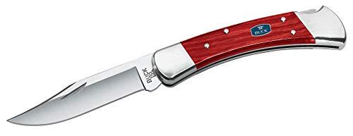 Buck 110 Folding Hunter CW Messer, Silber, Einheitsgröße