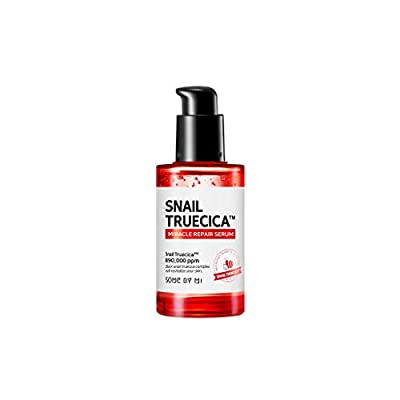 Some By Mi Snail Truecica Miracle Repair Serum (50ml 1.69 oz) Whitening, Anti-Wrinkle Somebymi by