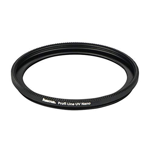 Hama Profi Line UV Nano Ultraviolet (UV) Kamera-Filter 77 mm – Filter für Kameras (7,7 cm, Ultraviolett)