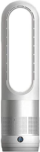 Ventilatore a torre ad alta velocità di Velocità dell'oscillazione elettrica con timer e telecomando per interni, camera da letto e domestico uso, riscaldamento e raffreddamento 2 in 1 fan multi-funzi