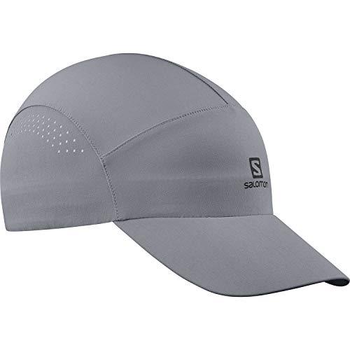 Salomon Softshell Cap, Cappellino per attività sportiva all'aperto con Fibbia Regolabile e Tecnologia AdvancedSkin Shield
