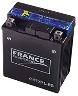 CBTX7L-BS BATTERIE FE GZ MARAUDER 125 1998