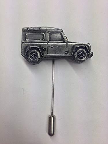 Land Rover Defender Ref115Motif sur Une clé de Serrage Broches Hat Écharpe Collier Manteau