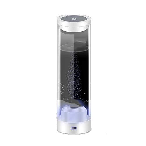 Hydrogen-Rich Water, Generator Cup Water Ionizer, Electrolysis Antioxidants Alkaline Titanium Hydrogen Bottle 1400-1600ppb