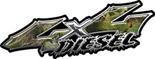 camo duramax decal