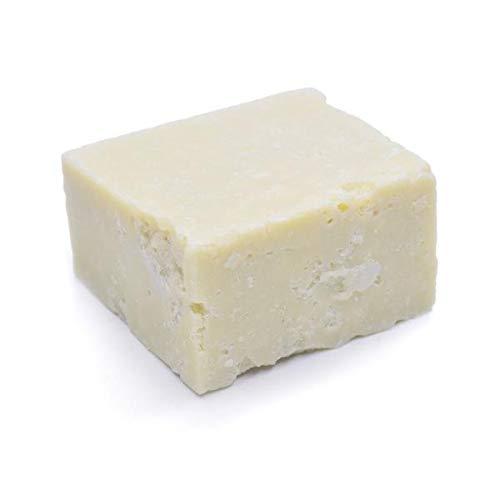 Jabón de aceite de oliva de d'moRe, producto 100% natural, jabón de aceite de oliva puro, para cabello, cara, manos y cuerpo, vegano, sin olor, prensado en frío, hecho a mano