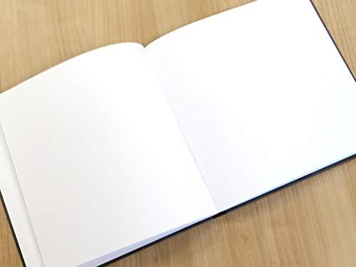Hochzeitsgästebuch | Hardcover mit 144 weißen Seiten - 5