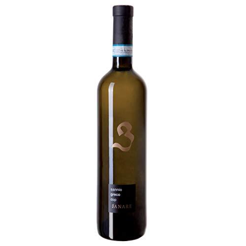 Vino Greco Sannio D.O.P' Janare' bianco - La Guardiense - Cartone da 6 Pezzi