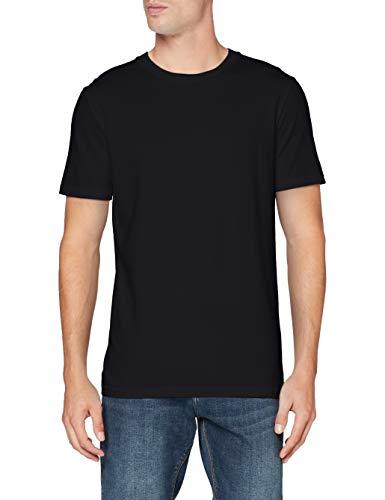 Scotch & Soda Mens Short sleeve organic tee T-Shirt, Antra 0005, M