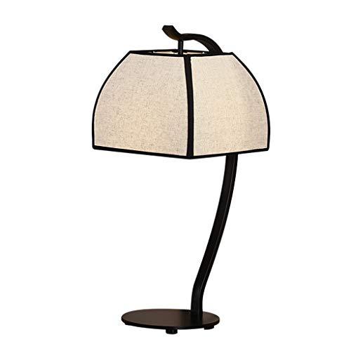 Zhenmu home Lámpara de Estilo Moderno Nuevo Chino cálida Sala de Estar Dormitorio Simple romántica de Noche Estudio de la Manera Creativa Lámpara de Escritorio