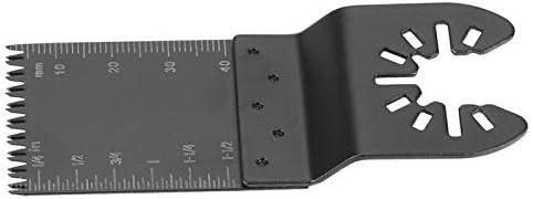 Oscillerende multigereedschapsmessen zwart koolstofstaal slijtvast oscillerend mes met hoge sterkte hoge hardheid voor oscillerend elektrisch gereedschap