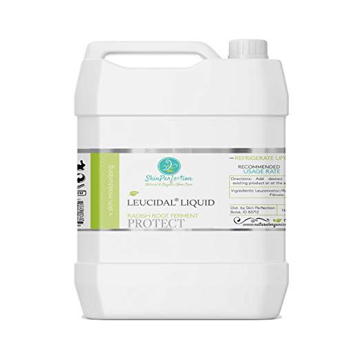 Leucidal Liquid Radish Root Natural Protection DIY Lotion Making...