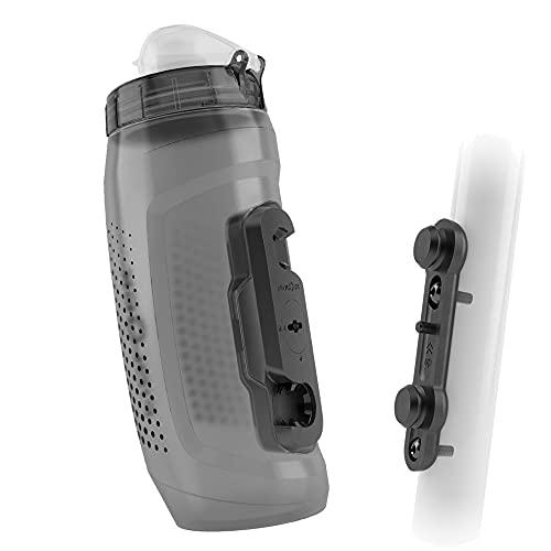 Fidlock Bottle 590 y Bike Base Portabidón magnético para Bicicleta portabidon Bicicleta Porta Botellas para Bicicleta Porta bidones para Bici MTB portabidon Bicicleta MTB