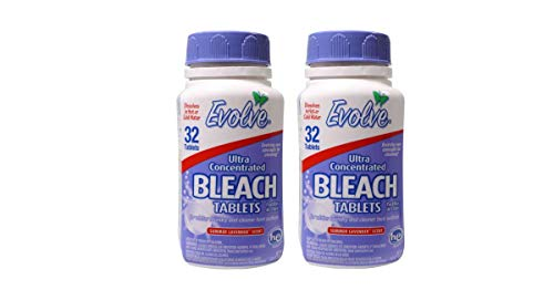 Evolve Bleach Tablets (2, Summer Lavender)