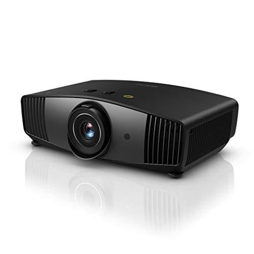 BenQ W5700 Heimkino DLP-Projektor (4K UHD, HDR, 100% DCI-P3, 100% Rec. 709, 1800 ANSI Lumen, 100.000:1 Kontrast, HDMI)